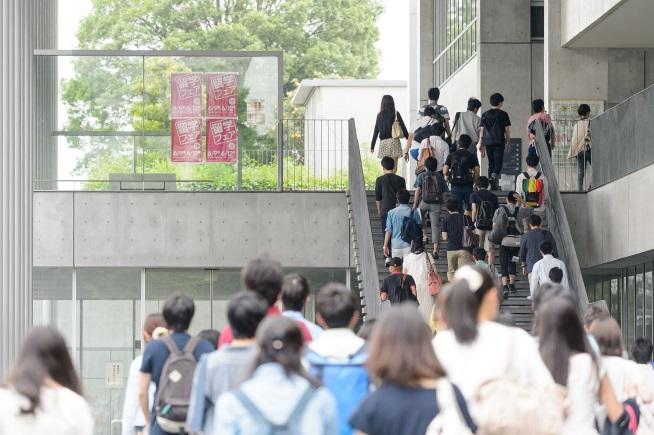 Summer 2014: Keio University