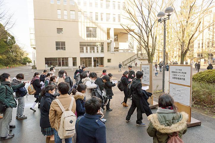 大学 慶應 入試 義塾
