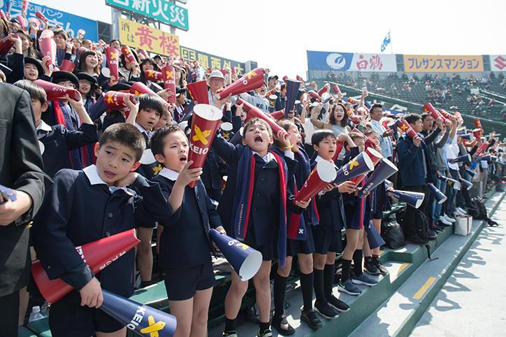 高校野球の応援歌ランキング!盛り上がるかっこい …